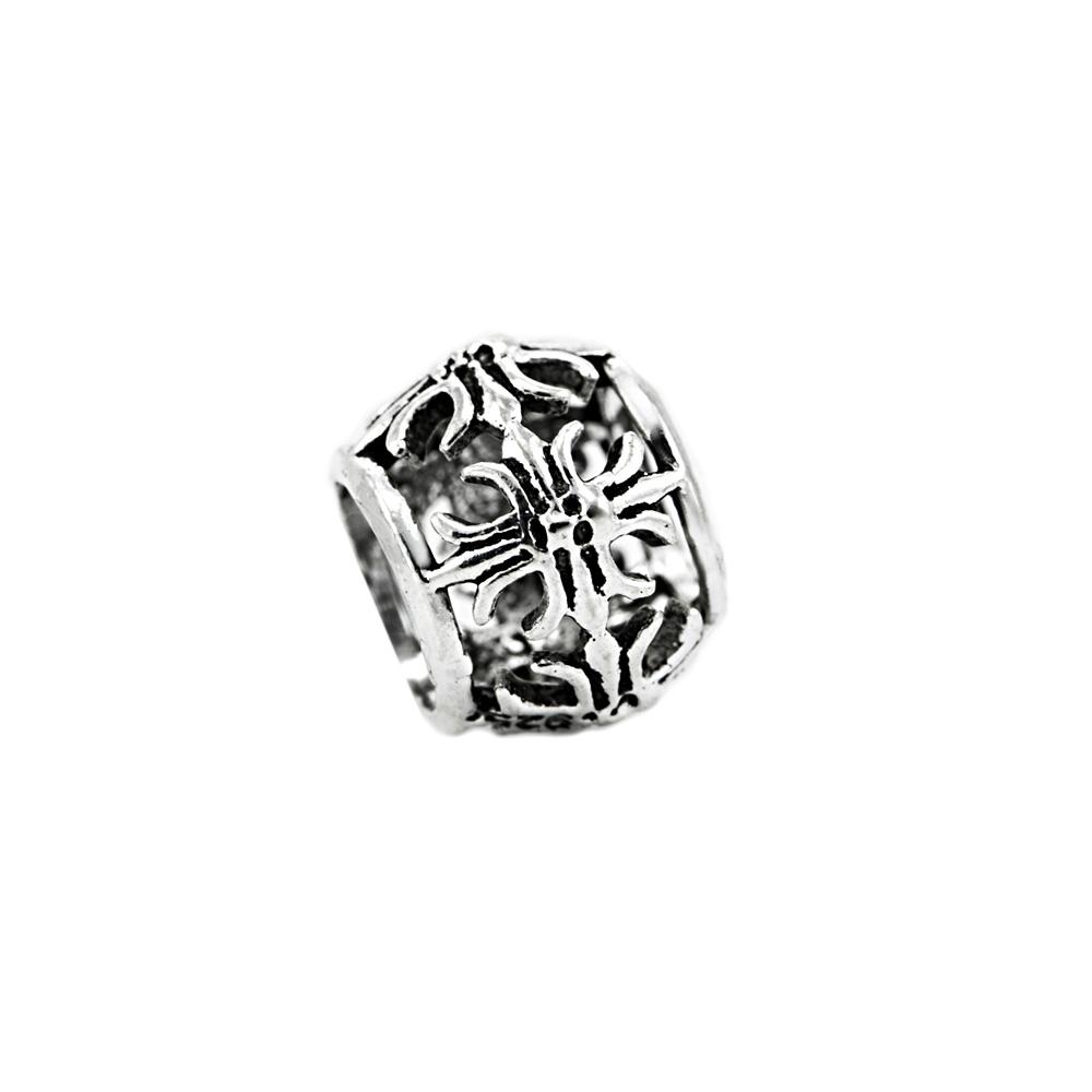 925-Sterling-Argento-Gioielli-BART-Bart-Perla-Bead-Medioevo-celtico-Dreadlocks